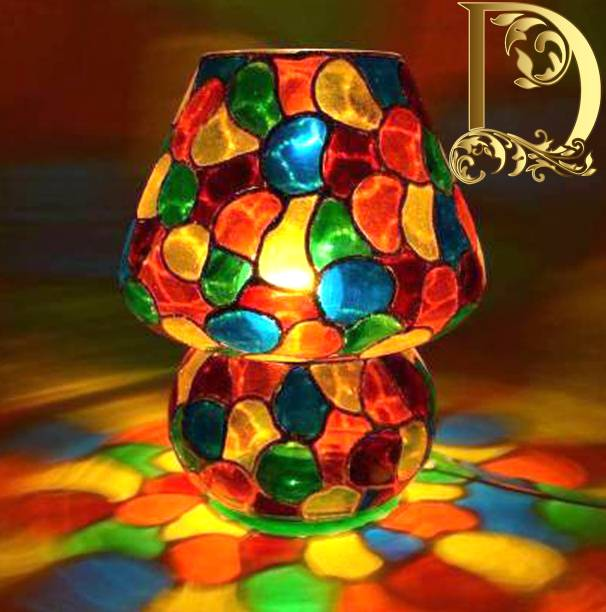 International New Hand Maid Colorful Table Lamp Night Lamp