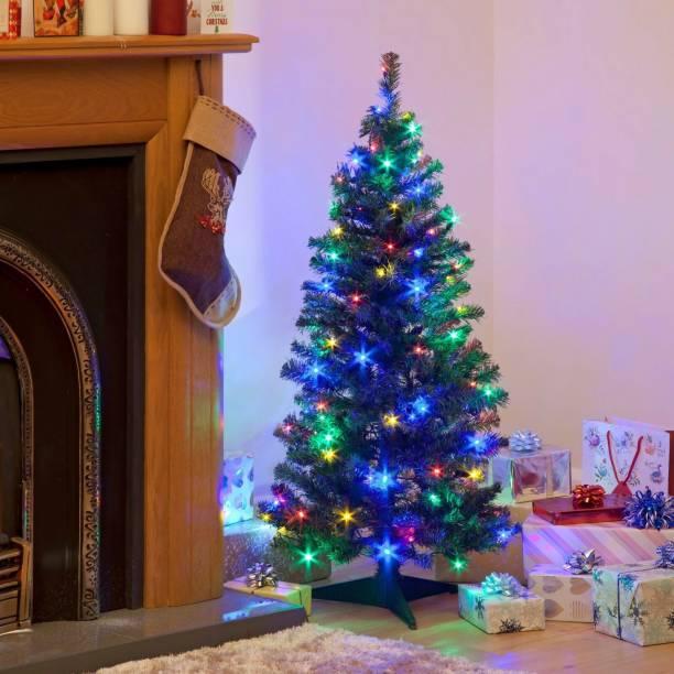 CraftVatika Fir 121.92 cm (4.0 ft) Artificial Christmas Tree