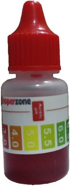 shoperzone PH Testing Liquid Universal PH Test Indicator Solution Chemical Acidity Alkalinity Ph Test Strip