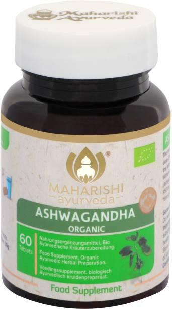MAHARISHI ayurveda Organic Ashwagandha