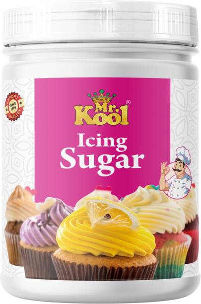 Mr.Kool Icing Sugar Powder for Baking 400 gm Icing Sugar