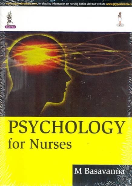 Psychology for Nurses 1st  Edition