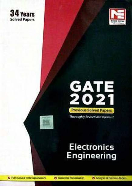 Gate 2021 Electronics Engineering Previous Solved Papers