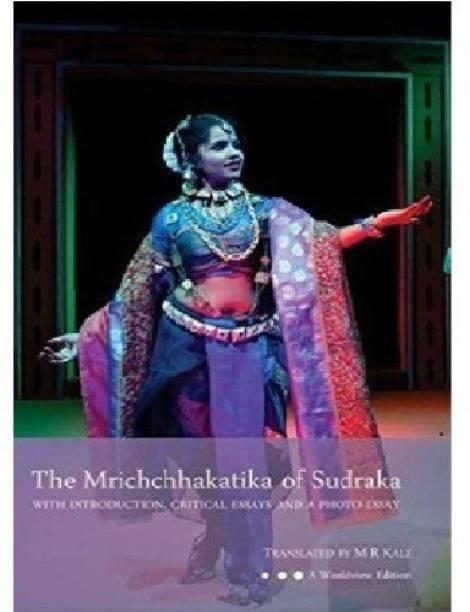 The Mrichchhakatika of Sudraka