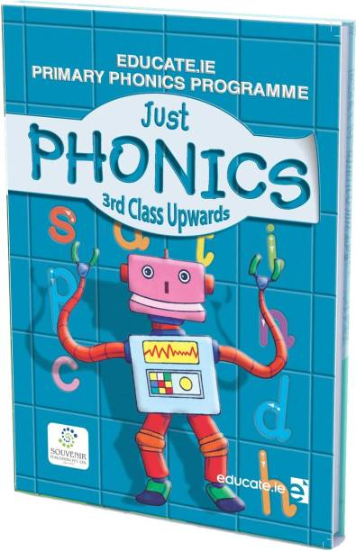 Just Phonics - Phonics Activity book (Education primary Phonics Programme Class 3rd) and follow the letter and Sound Sqeuence(Phonics 3rd class upwards)