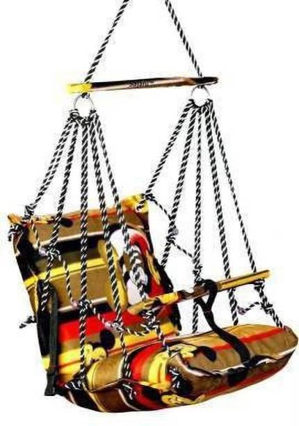 valida Baby Swing Cotton Baby Hanging Jula Swings(multi) Bouncer