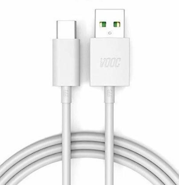 jkg VOOC CHARGING CABLE 6 A 1 m ORIGINAL USB Type C Cable