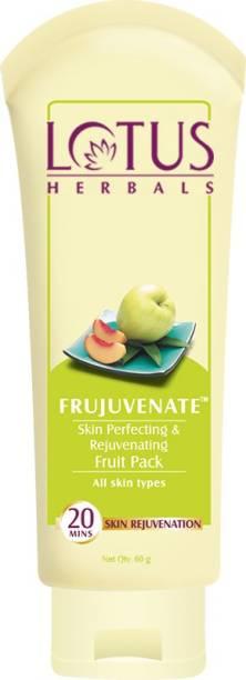 LOTUS HERBALS FRUJUVENATE Skin Perfecting & Rejuvenating Fruit Pack