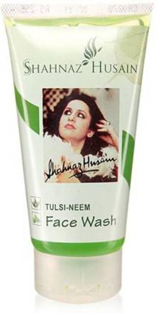 Shahnaz Husain Tulsi Neem  (150 G) Face Wash
