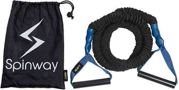 Spinway Latex Training Band , HEAVY, Toning Tube, Training,Pull Rope Exerciser Fitness Band