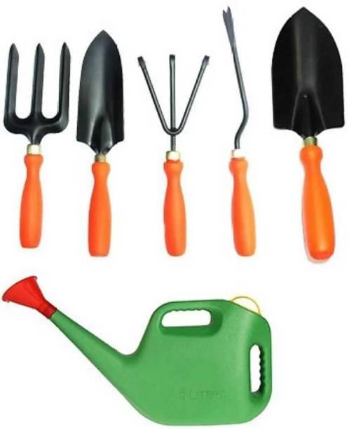 AGT 6 Piece Garden Tool Set A26 Garden Tool Kit