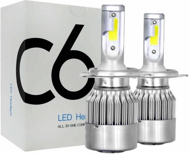 Ubee LED Headlight For Volkswagen, Lexus, Maruti Suzuki, Universal For Bike, Datsun, Toyota, Renault GSX R1000, Apache RTR 160 4V