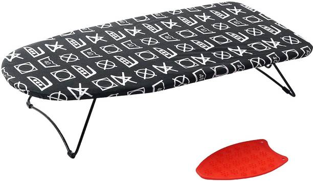 Peng Essentials Foldable Tabletop Ironing Board (Black) Ironing Board