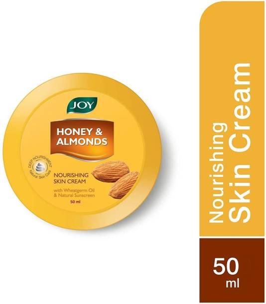 Joy Honey & Almonds Nourishing Skin Cream, For All Skin Types 50 ml