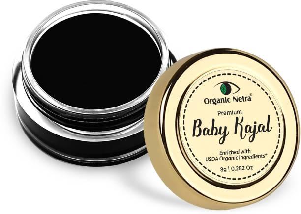 Organic Netra Baby Kajal-100% Chemical Free