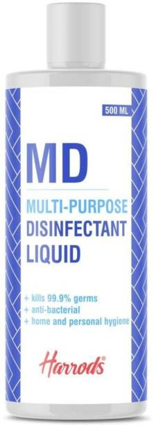 HARRODS Multi Purpose Disinfectant Hygiene Liquid Lime Fresh