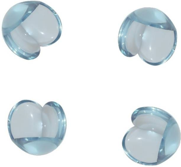 TAG ON CORPORATION Tag On Baby proofing Round Ball Table Corner 8 Psc. Pack of 8