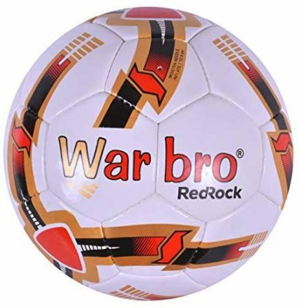 WARBRO RED ROCK PU FOOTBALL Football - Size: 5