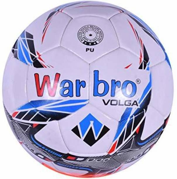 WARBRO VOLGA PU FOOTBALL Football - Size: 5