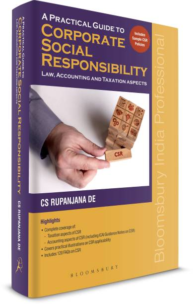 A Practical Guide to Corporate Social Responsibility Law, Accounting and Taxation aspects