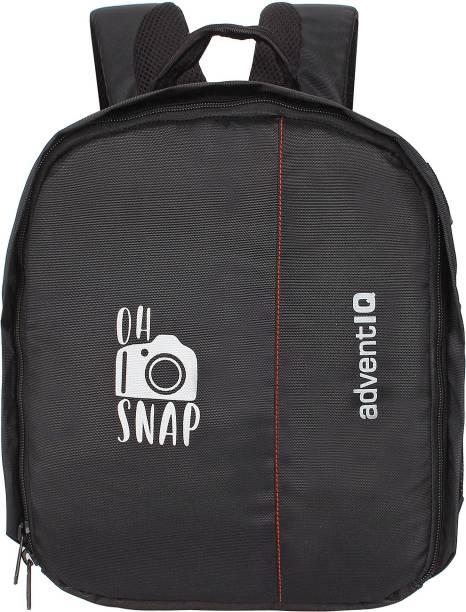 AdventIQ Oh Snap Printed Camera Backpack (BNP 0197-Printed)  Camera Bag