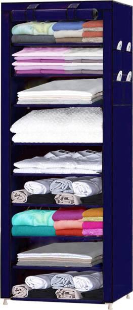 PYXBE Polyester Collapsible Wardrobe