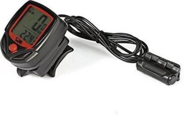 Sunding High Quality Waterproof Bicycle Speedometer, Odometer, Watch, etc. Wired Cyclocomputer