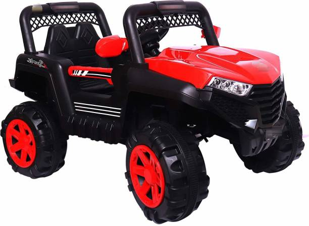 SmallBoyToys Jeep Battery Operated Ride On