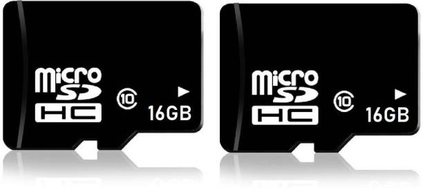 RKS 16GB MicroSD Cards Class10 Memory Card for Mobile, Tablet, Bluetooth Speaker, Home Theater 16 GB MicroSD Card Class 10 48 MB/s  Memory Card