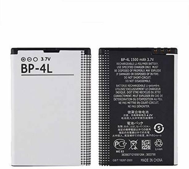 Aq trading Mobile Battery For  Nokia E52 E55 E61 E61i E63 E71 E71X E72 E72i E73 BP-4L.