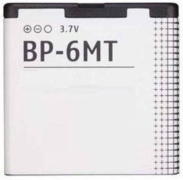 Aq trading Mobile Battery For  Nokia 6350, 6720 Classic, 6750 Mural, E51, N81, N81 8GB, N82 BP-6MT.