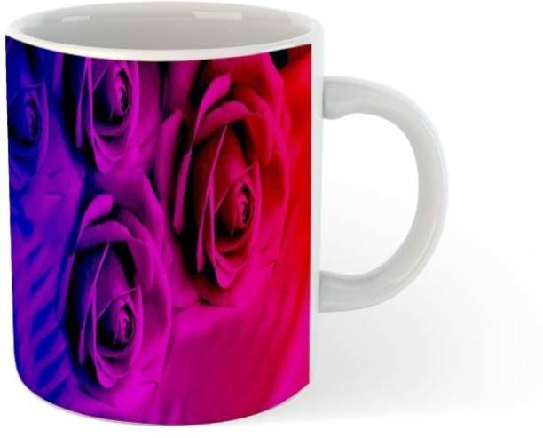 Lifedesign Specially Designed for Loved one - Best Designer Gift Product - RDV-M5182 Ceramic Coffee Mug