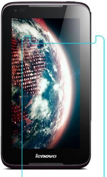 Tuta Tempered Edge To Edge Tempered Glass for Lenovo Idea Tab A1000 (7.0-inch) Tab