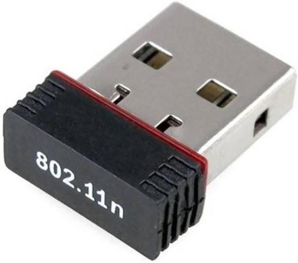 Terabyte Adapter Wifi 500Mbps Dongle 802.11n Wi Fi 2.4GHz Small Wireless Network External PC Desktop Laptop USB LAN Card