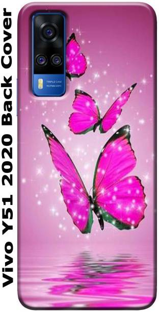 Lesend Back Cover for Vivo Y51 2020 Back cover / Vivo Y51 Back cover