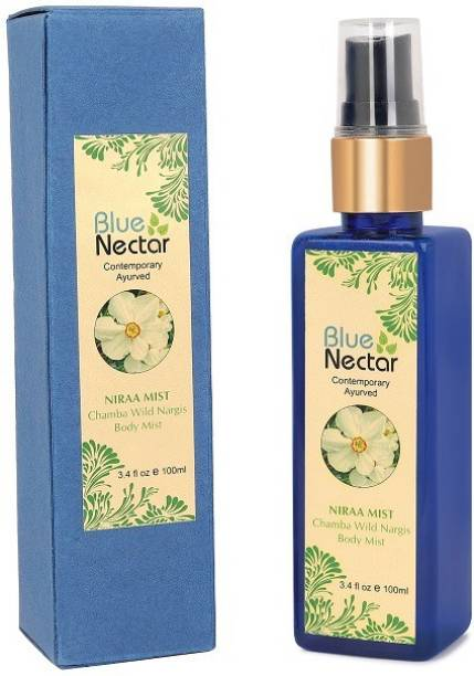 Blue Nectar Chamba Wild Nargis Body Mist  -  For Men & Women