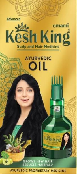 Kesh King Ayurvedic  Hair Oil