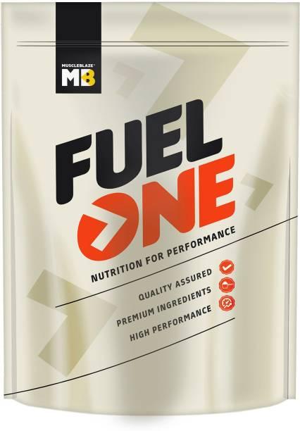MUSCLEBLAZE Fuel One Whey Protein Immunity+ Whey Protein