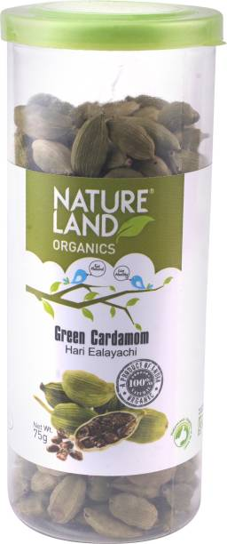 Natureland Organics Green Cardamom