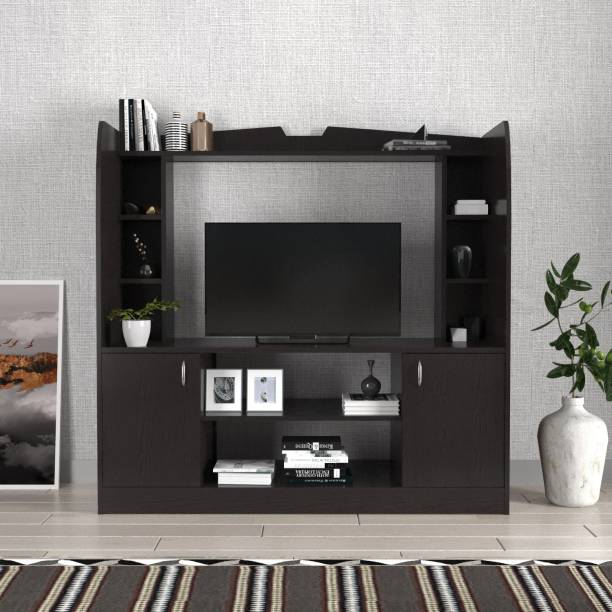 Nilkamal Beaumont Engineered Wood TV Entertainment Unit