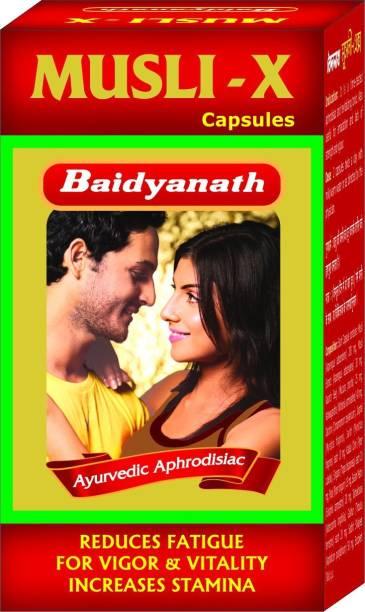 Baidyanath Musli-X