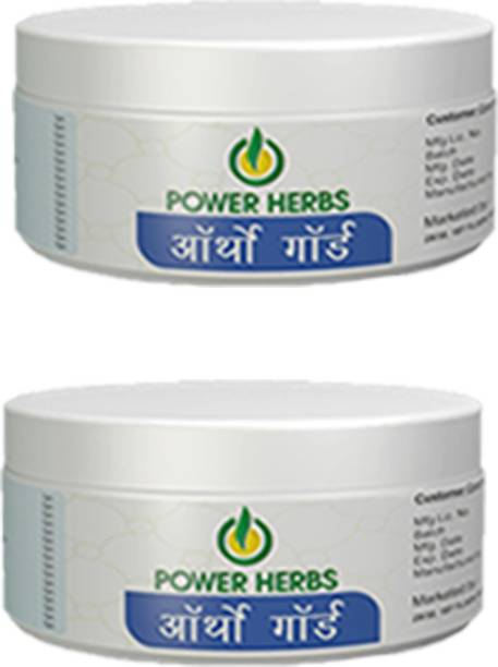 Power herbs Combo Pack of 2 Balm ORTHO GUARD