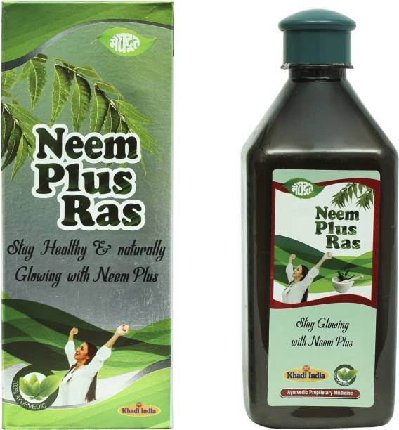 MEGHDOOT Neem Plus Ras for Healthy and Natural Skin