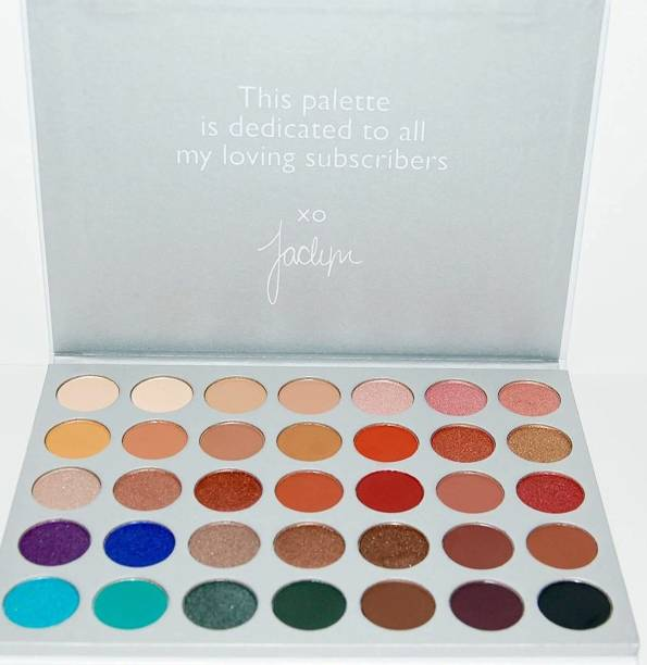 SQUARED Bright Beauty Eyeshadow Palette Multicolor 70.5 g