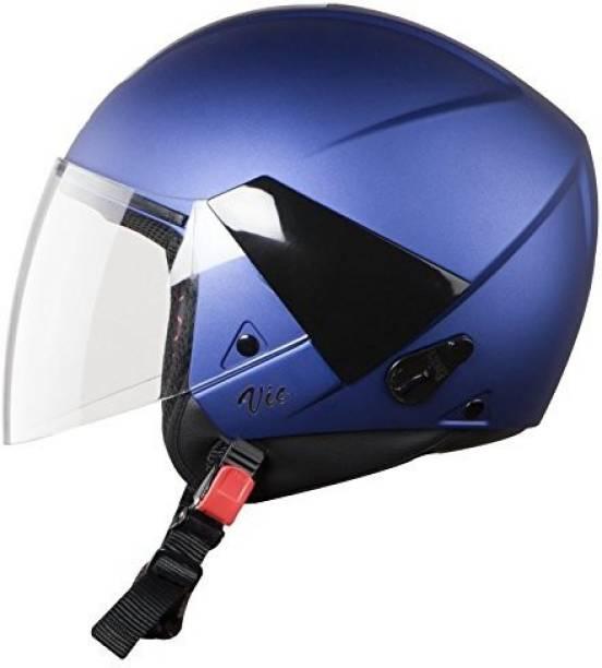 Steelbird EVE SBH-5 Glossy Honda Blue Size M Motorsports Helmet