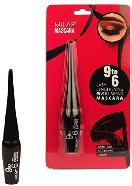 Milap 9 TO 6 Mascara 6 ml