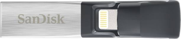 SanDisk iXpand Flash Drive 128 GB Pen Drive