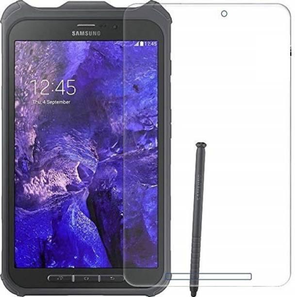 Hemppa Screen Guard for Samsung Galaxy Tab Active (8 inche) 2014