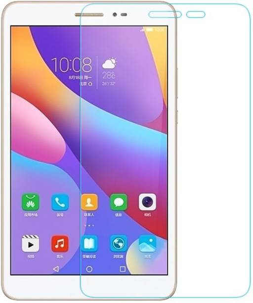 Sheel Grow Tempered Glass Guard for Honor Pad 2 Wi-Fi (8.0 inch)