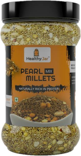 healthy jar Mixing Original Organic Foxtail Millet 300g